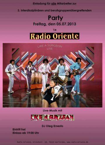2013 Radio Oriente