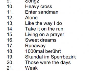setlist-2013